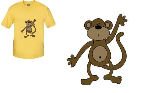 Detail návrhu Monkey