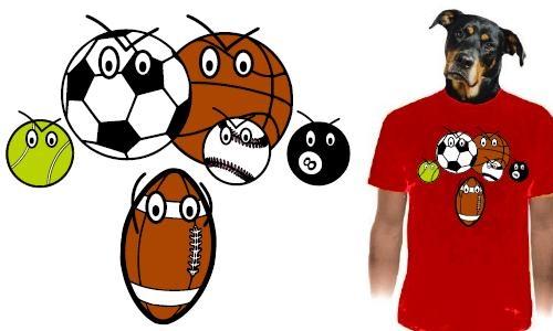 Detail návrhu balls