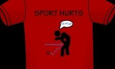 Sport hurts