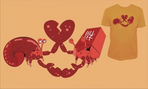 Detail návrhu Krab+Krabice