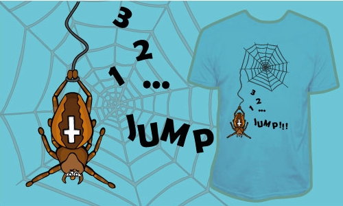 Detail návrhu Bungee jumping