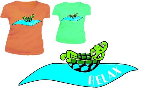 Detail návrhu Relax