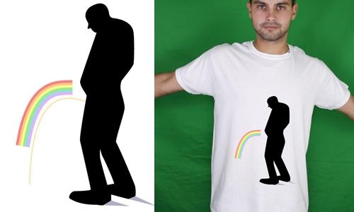 Detail návrhu rainbow