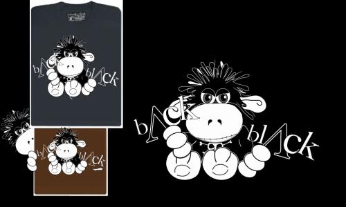 Detail návrhu BLACKshEEp