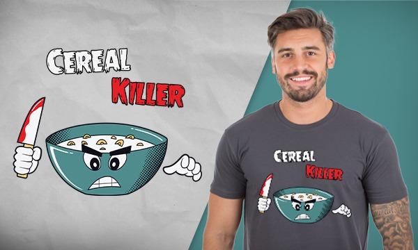 Detail návrhu Cereal Killer
