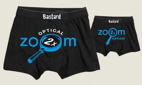 Detail návrhu 2x Optical Zoom
