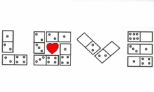 domino love