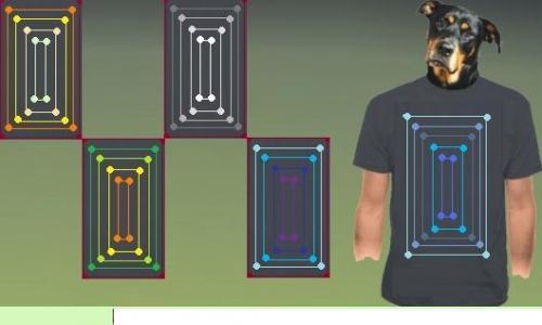 Detail návrhu 3D