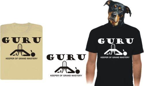 Detail návrhu Guru
