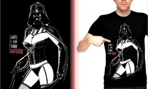 Detail návrhu  Mrs. Vader