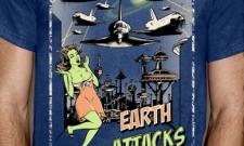 Země útočí
