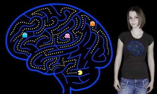 Detail návrhu Inside my head