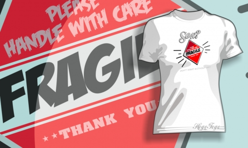 Detail návrhu Fragile?