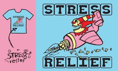 Detail návrhu Stress Relief