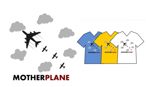 Detail návrhu Mother Plane