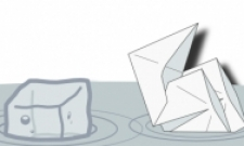 Origami: Parník