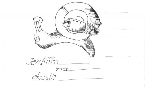 Detail návrhu Ekosliz