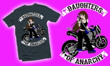 DAUGHTERS OF ANARCHY