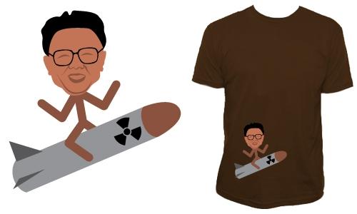 Detail návrhu Kim Čong-il to rozjel