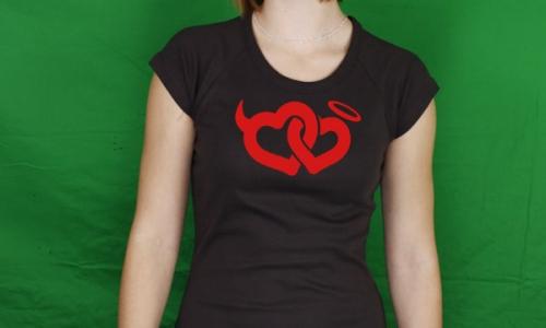 Detail návrhu srdce