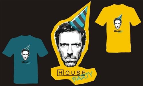 Detail návrhu HOUSE party