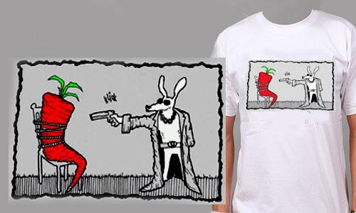Detail návrhu zajac mafian
