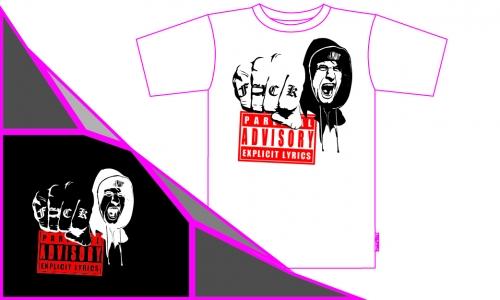 Detail návrhu Scream