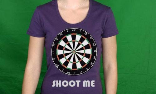 Detail návrhu darts