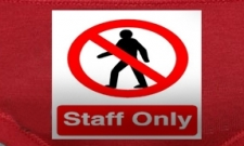 only staff - tanga
