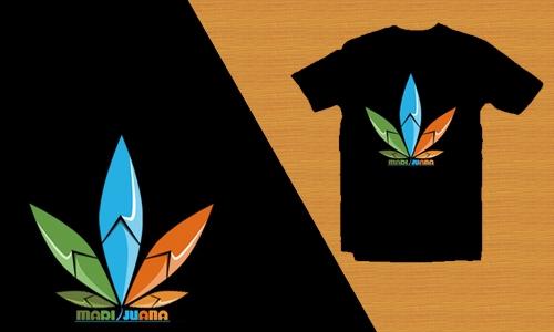 Detail návrhu Marijuana