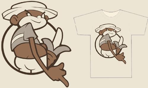 Detail návrhu Opičák x]