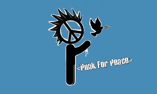 Detail návrhu Punk For Peace