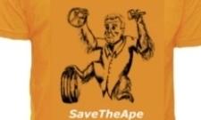Save the ape
