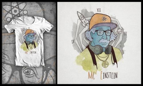 Detail návrhu MC Einstein