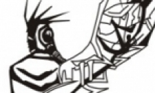 Gasmask s technickým křídlem