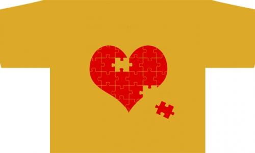Detail návrhu heart