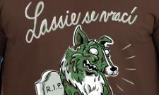 Lassie se vrací!