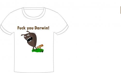 Detail návrhu Darwin