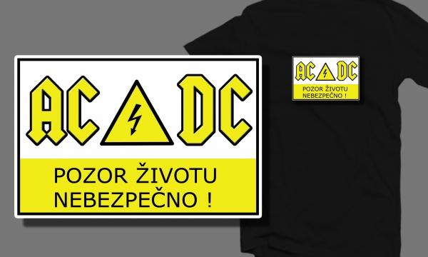 Detail návrhu AC/DC