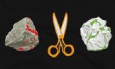 kámen, nůžky, papír