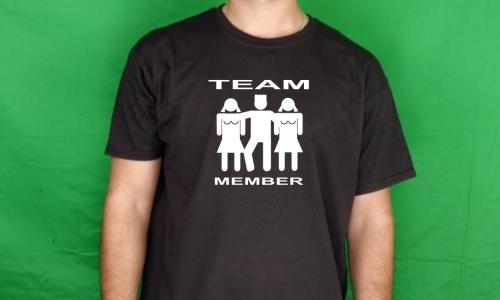 Detail návrhu Team Member