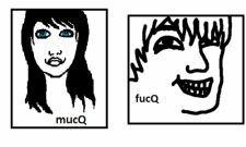 mucQ,fucQ