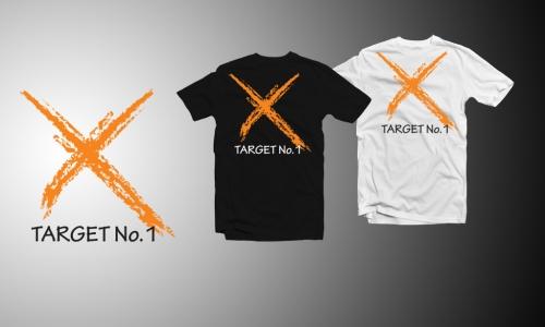Detail návrhu Target no.1