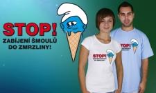 Stop zabíjení šmoulů