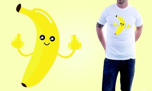 Detail návrhu Banán neřešitel