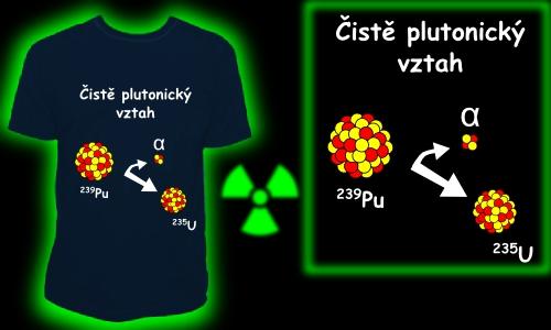 Detail návrhu Čistě plutonický vztah