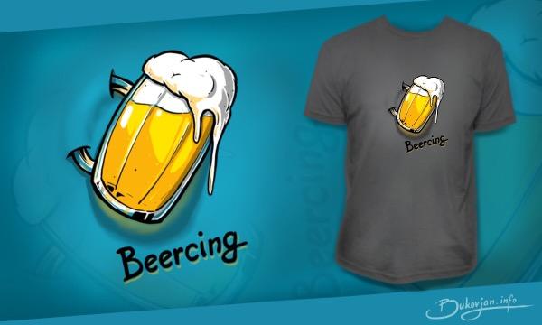 Detail návrhu Beercing