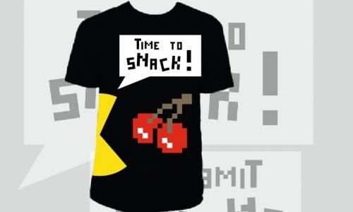Detail návrhu Time to snack!