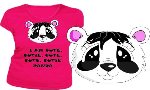 Detail návrhu Panda