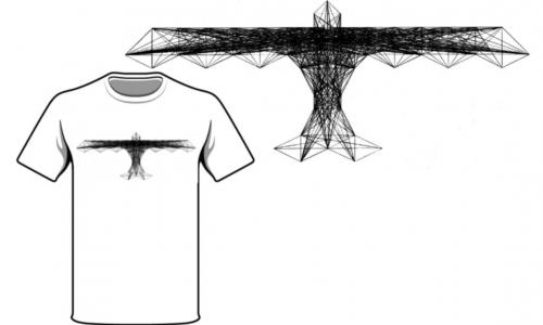 Detail návrhu Eagle